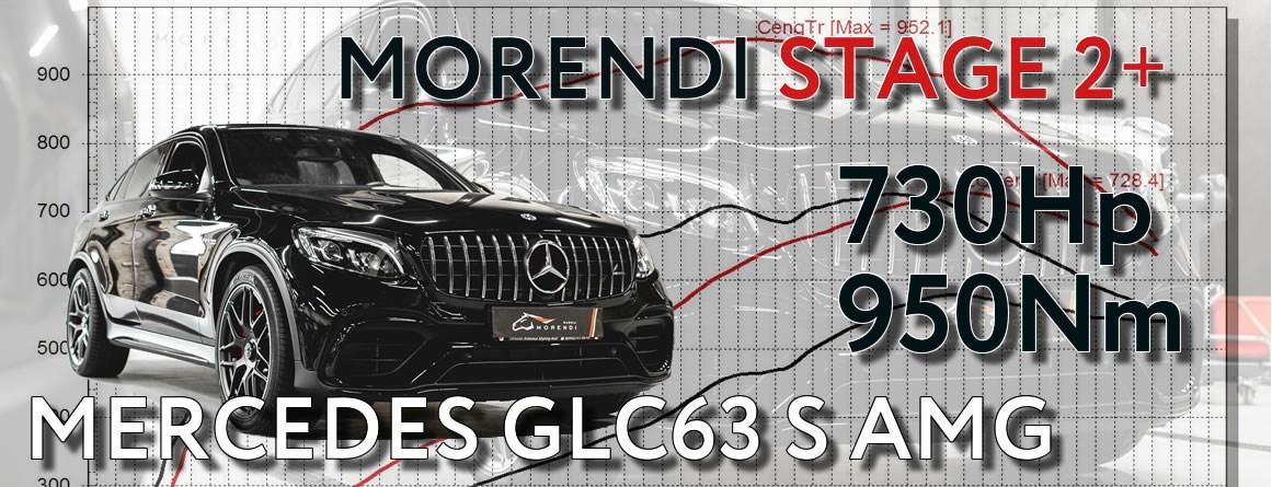 Morendi Mercedes GLC63 AMG STAGE2