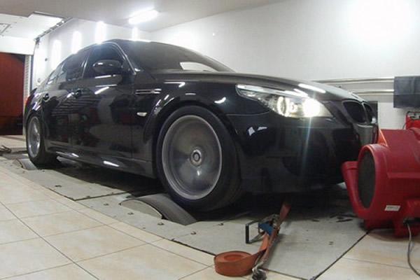 Morendi BMW M5 (вне конкуренции)