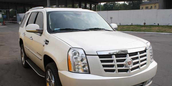 Cadillac Escalade Supercharged