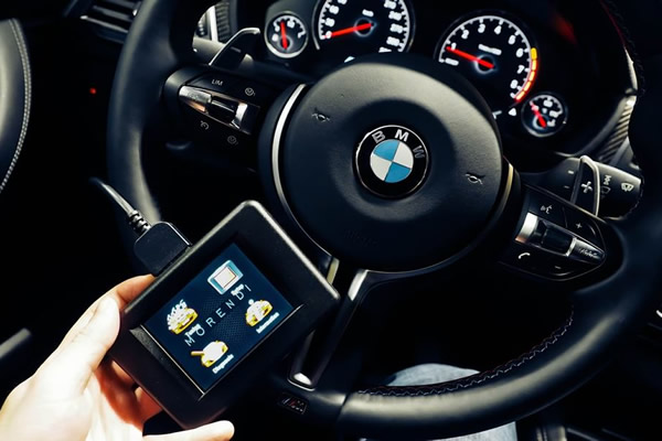 Индивидуальный программатор для BMW (в том числе всей F-серии)!
