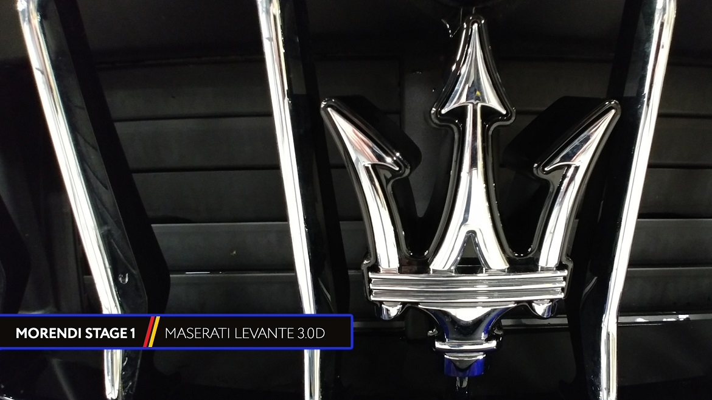 Чип тюнинг Maserati Levante и Ghibli 3.0 V6 Turbo Diesel
