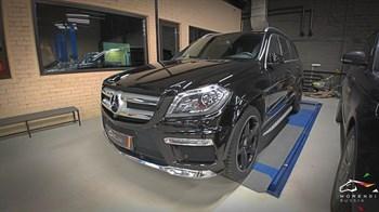 Mercedes GL 400 (333 л.с.) X166 - photo 10664