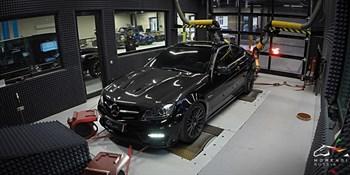 Mercedes C63 AMG Performance (487 л.с.) W204 двигатель M156 V8 NA - photo 10724
