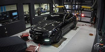 Mercedes C63 AMG (457 л.с.) W204 - photo 10726