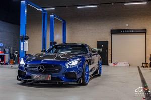 Mercedes AMG GT (476 л.с.) - photo 10817