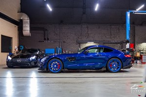 Mercedes AMG GT (476 л.с.) - photo 10819