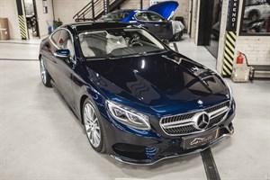 Mercedes S 500 455 л.с. с двигателем M278 4.7 BiTurbo в кузове  W217/222 - photo 11497