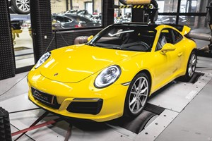 Porsche 911 - 991.2 3.0T Carrera / 4 (370 л.с.) - photo 12316