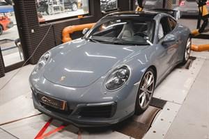Porsche Carrera S / 4S 911 2016+  3.0T  (420 л.с.) - photo 12320