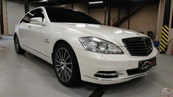 Mercedes S 500 (435 л.с.) W221 - photo 12389