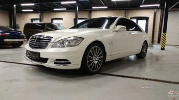 Mercedes S 500 (435 л.с.) W221 - photo 12390