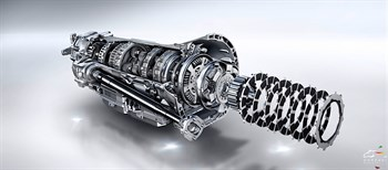 Доработка автоматической коробки передач - AMG Speedshift MCT 9-speed sports transmission - photo 12563