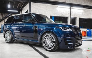 Land Rover Range Rover (Voque) 5.0 V8 Supercharged (510 л.с.) - photo 12614