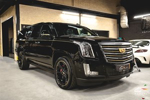 Cadillac Escalade 6,2 (426 л.с.) - photo 14403