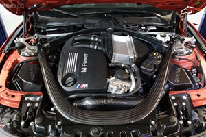 Впускная система  Dinan Carbon Fiber Intake - BMW M3 / M4 - photo 4507