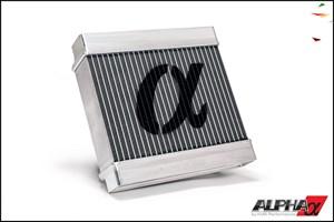 Дополнительный теплообменник Alpha Performance Mercedes-Benz A45 CLA45 GLA45 AMG Heat Exchanger Upgrade - photo 4548