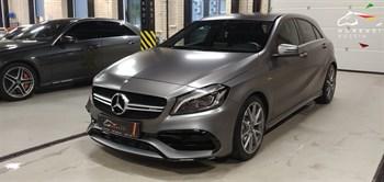 Mercedes A45 AMG (381 л.с.) W176 двигатель M133 - photo 4596