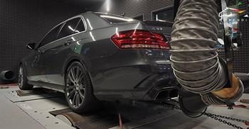 Mercedes E 63AMG (557 л.с.) кузов W212 двигатель M157 V8 BiTurbo - photo 4633