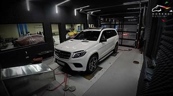 Mercedes GLS 400 (333 л.с.) - photo 4680