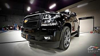 Chevrolet Tahoe 6.2 V8 (409 л.с.) - photo 4902