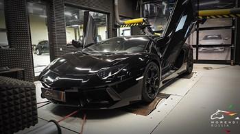 Lamborghini Aventador 6.5 V12 (700 л.с.) - photo 4904