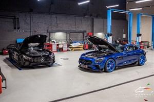 Mercedes AMG GTS (522 л.с.) - photo 4945