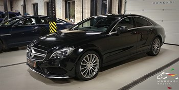 Mercedes CLS 400 (333 л.с.) W218 - photo 4948