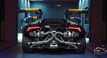 Lamborghini Huracan LP 610-4 (610 л.с.) - photo 4967