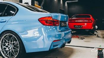 BMW Series 3 F3x M3 (431 л.с.) - photo 4977