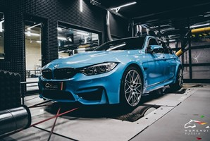 BMW Series 3 F3x M3 Competition (450 л.с.) - photo 4980