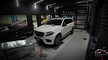 Mercedes GLS 500 (456 л.с.) - photo 5040