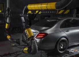 Mercedes E63 S AMG - 4.0 (612 л.с.) кузов W213 двигатель M177 V8 BiTurbo - photo 5074