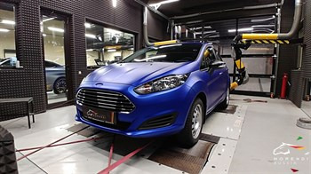 Ford Fiesta Mk7 1.0T Ecoboost (100 л.с.) - photo 5093