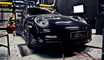 Porsche 911 - 997 3.8 DFI Turbo (500 л.с.) - photo 5717