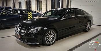 Mercedes CLS 350 CDI (265 л.с.) W218 - photo 9713
