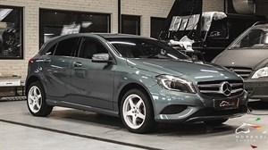 Mercedes A180 (122 л.с.) W176
