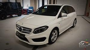 Mercedes B200 (156 л.с.) W246
