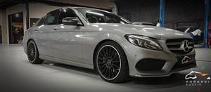 Mercedes C300 (USA) (241 л.с.) W205