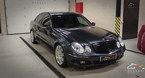 Mercedes E 200 K (163 л.с.) W211