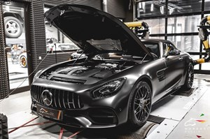 Mercedes AMG GT-C (557 л.с.)