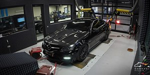 Mercedes C63 AMG Perfomance (487 л.с.) W204