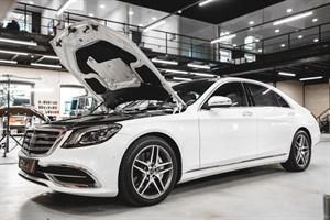 Mercedes S 450 (367 л.с.) W217/222