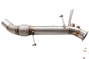 Даунпайп (Downpipe) 63мм для BMW 1-2-3-4-5 серий с B47