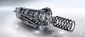 Доработка автоматической коробки передач - AMG Speedshift MCT 9-speed sports transmission