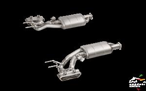 AKRAPOVIC Выхлопная система Evolution для Mercedes-AMG G63 / G500 (W463, Bi-turbo) S-ME/TI/2H