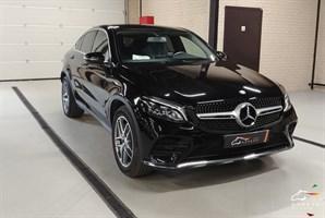 Mercedes GLC 350 E (327 л.с.)