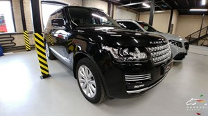 Land Rover Range Rover (Voque) 3.0 TDV6 (211 л.с.)