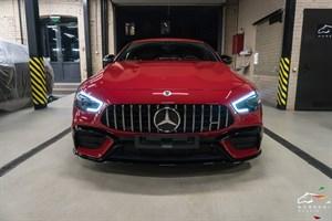 Mercedes AMG AMG GT 3.0 AT 43 4MATIC+ (367 л.с.) двигатель M256
