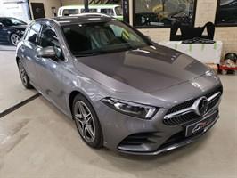 Mercedes A220 (190 л.с.) W177
