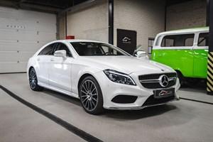 Mercedes CLS 350 CDI  (249 л.с.) W218